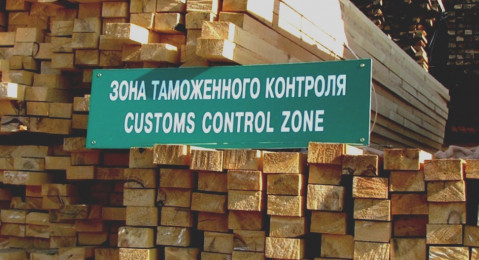 Объемы экспорта сибирского леса снизились на 10%