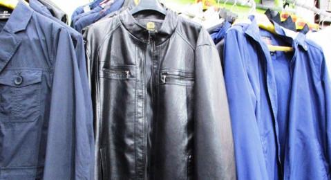В красноярском магазине нашли немаркированную одежду стоимостью более 90 тысяч рублей