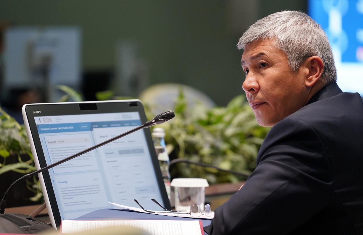 В ЕАЭС утверждены документы для реализации пилотного проекта в области внешней электронной торговли