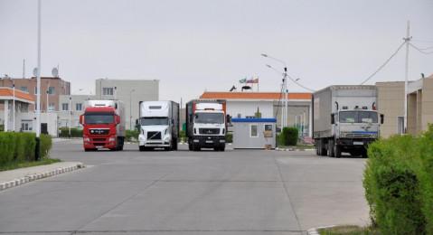Читинская таможня прокомментировала скопление грузовых транспортных средств в пункте пропуска МАПП Забайкальск