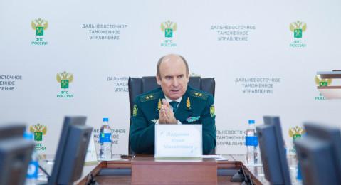 25 октября – День таможенника РФ и 30-летие со дня образования Федеральной таможенной службы. Несмотря на пандемию товарооборот на Дальнем Востоке в 2021 году вырос на 44%